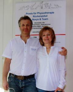Markus und Monika Norys