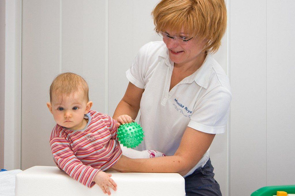 Kinderphysiotherapie