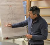 Dr. Werner Leidinger bei Physio Norys